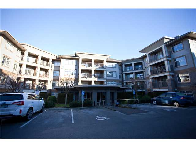 Main Photo: # 320 12238 224TH ST in Maple Ridge: East Central Condo for sale : MLS®# V1099348