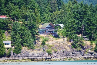Main Photo: 1165 Edwards Road in Bowen Island: Millers Landing House for sale : MLS® # V1130565