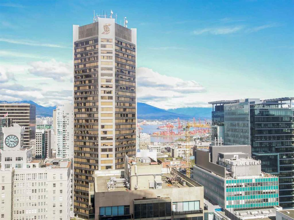 Main Photo: 2811 833 Seymour in Vancouver: Downtown VW Condo for sale (Vancouver West)  : MLS® # r2056131