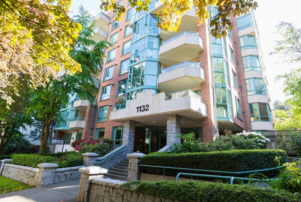 Main Photo: 103 1132 HARO STREET in Vancouver: West End VW Condo for sale (Vancouver West)  : MLS® # R2064892