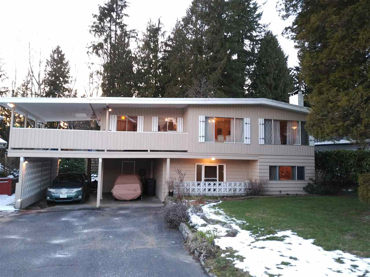 Main Photo: 444 GLENHOLME STREET in Coquitlam: Central Coquitlam House for sale : MLS®# R2243746