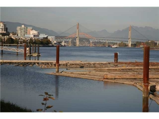 "Main Photo: 204 240 SALTER Street in New Westminster: Queensborough Condo for sale in ""PORT ROYAL"" : MLS® # V971739"