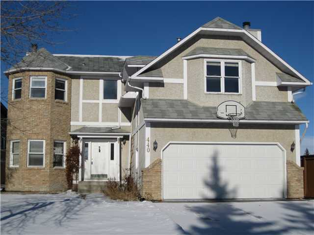 Main Photo: 440 HAWKHILL Place NW in CALGARY: Hawkwood Residential Detached Single Family for sale (Calgary)  : MLS® # C3547971