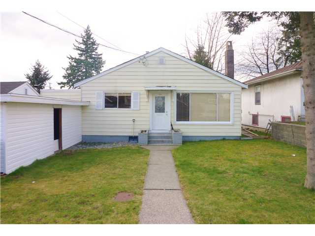 Main Photo: 908 HILL ST in : West End NW House for sale : MLS® # V877520