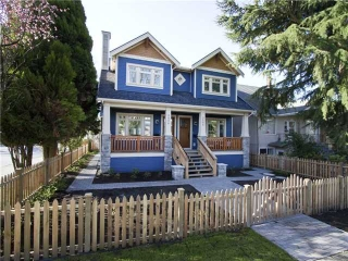 Main Photo: 2808 W 7TH Avenue in Vancouver: Kitsilano House 1/2 Duplex for sale (Vancouver West)  : MLS(r) # V999013