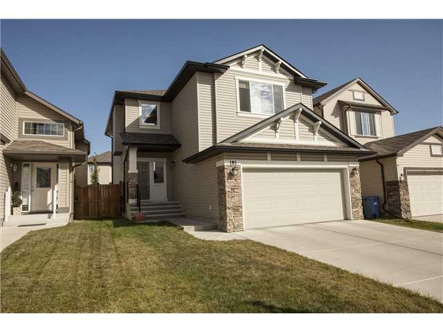 Main Photo: 193 EVERGLEN Crescent in CALGARY: Evergreen Residential Detached Single Family for sale (Calgary)  : MLS(r) # C3585807
