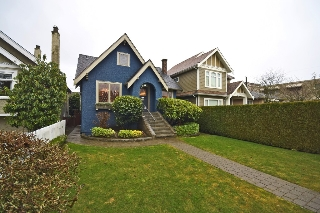 Main Photo: 2076 W 47th Avenue in Vancouver: Kerrisdale House for sale (Vancouver West)  : MLS® # V1048324