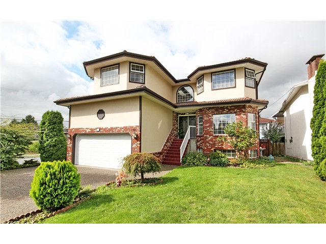 Main Photo: 7783 CURRAGH Avenue in Burnaby: South Slope House for sale (Burnaby South)  : MLS® # V1082779