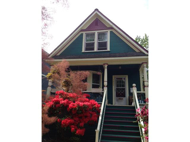 Main Photo: 1928 Grant Street in Vancouver: Grandview VE House for sale (Vancouver East)  : MLS(r) # V1128870