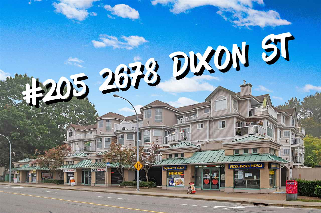 FEATURED LISTING: 205 - 2678 DIXON Street Port Coquitlam