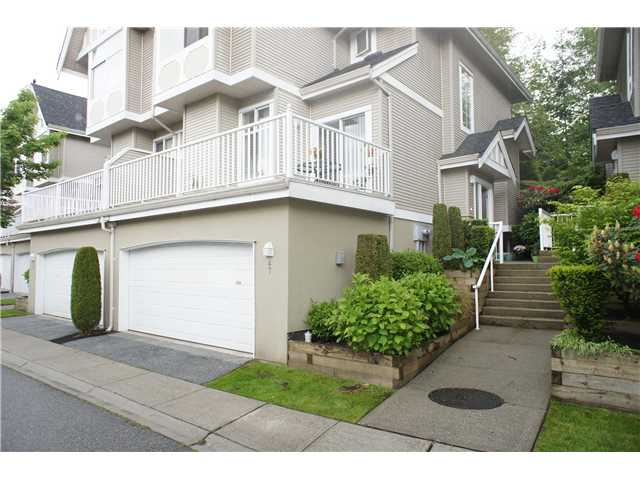 "Main Photo: 47 7488 MULBERRY Place in Burnaby: The Crest Townhouse for sale in ""SIERRA RIDGE"" (Burnaby East)  : MLS® # V969339"