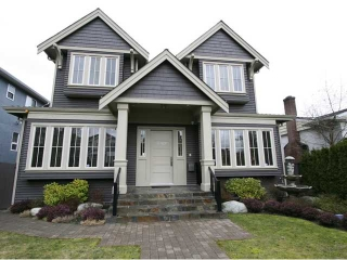Main Photo: 3149 W 19TH Avenue in Vancouver: Arbutus House for sale (Vancouver West)  : MLS® # V988988