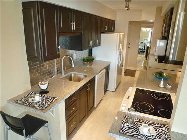 "Photo 4: 502 209 CARNARVON Street in New Westminster: Downtown NW Condo for sale in ""ARGYLE HOUSE"" : MLS® # V994125"