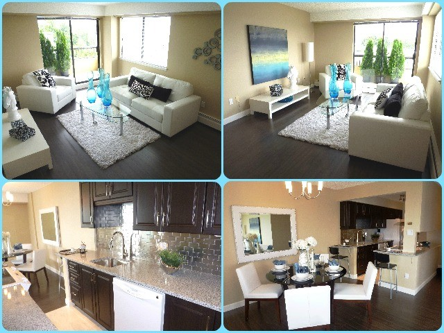 "Main Photo: 502 209 CARNARVON Street in New Westminster: Downtown NW Condo for sale in ""ARGYLE HOUSE"" : MLS® # V994125"