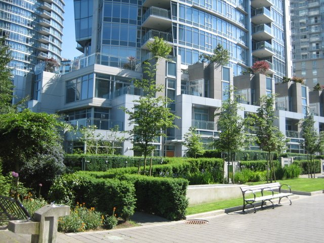 Main Photo: TH26 1281 West Cordova in Callisto of Coal Harbour: Coal Harbour Home for sale ()  : MLS® # V596082