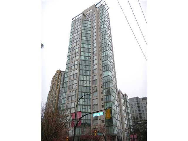 Main Photo: 402-1155 Homer Street in Vancouver: Condo for sale : MLS®# V999402