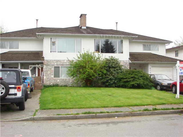 Main Photo: 8760 - 8780 ROSEMARY AV in Richmond: South Arm Home for sale