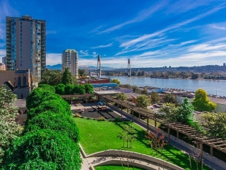 Main Photo: # 801 39 SIXTH ST in New Westminster: Downtown NW Condo for sale : MLS® # V1030114