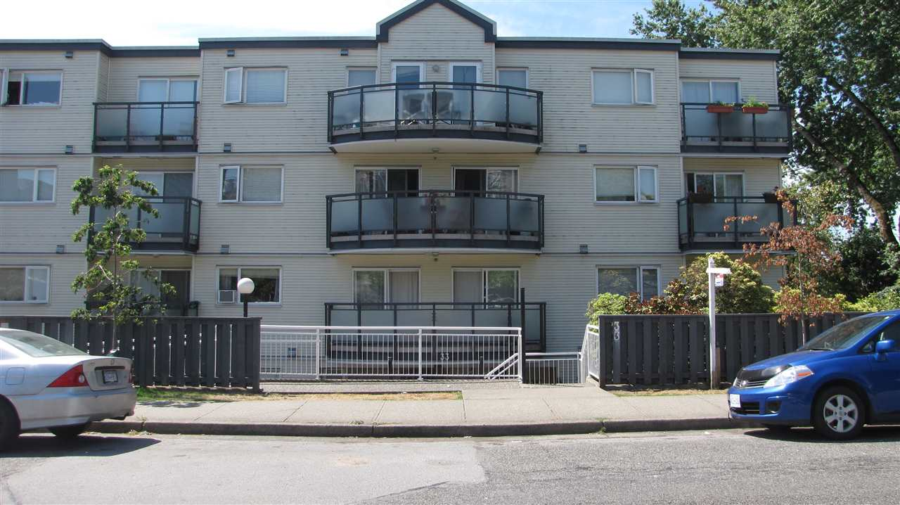 Main Photo: 105 33 N TEMPLETON DRIVE in Vancouver: Hastings Condo for sale (Vancouver East)  : MLS® # R2010448