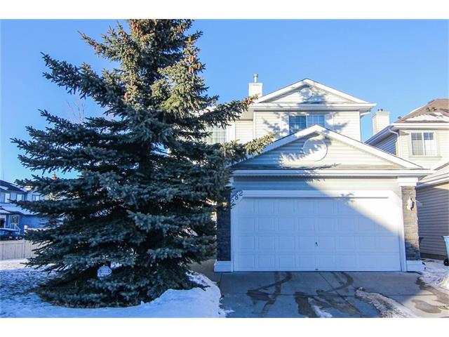 Main Photo: 282 CITADEL PEAK CI NW in Calgary: Citadel House for sale : MLS(r) # C4092622