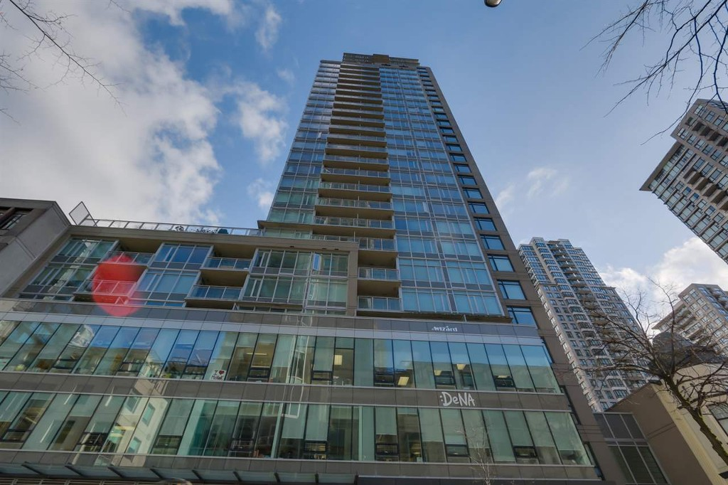 Photo 1: 1906 888 Homer Street in Vancouver: Downtown VW Condo for sale (Vancouver West)  : MLS(r) # R2111396