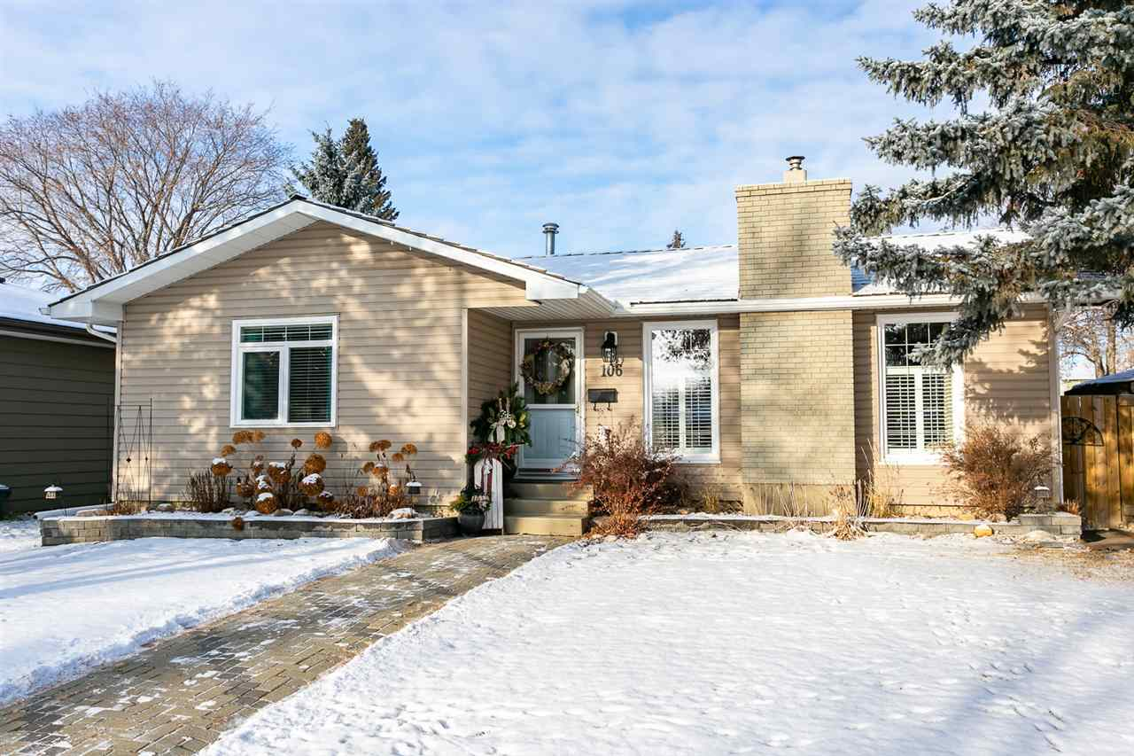 FEATURED LISTING: 106 Glenwood Crescent St. Albert