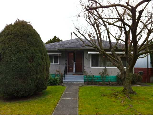 Main Photo: 4380 ROSS Street in Vancouver: Knight House for sale (Vancouver East)  : MLS®# V933070