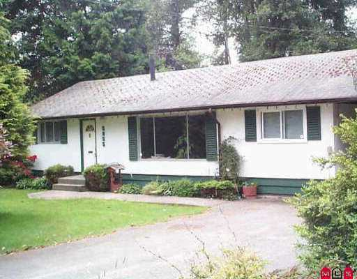 Main Photo: 5855 132ND ST in Surrey: Panorama Ridge House for sale : MLS® # F2510864