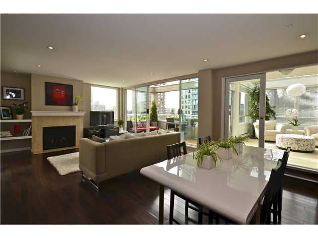 "Photo 4: 503 1220 BARCLAY Street in Vancouver: West End VW Condo for sale in ""KENWOOD COURT"" (Vancouver West)  : MLS(r) # V949155"