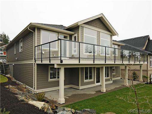 Main Photo: 6971 Brailsford Place in SOOKE: Sk Broomhill Single Family Detached for sale (Sooke)  : MLS(r) # 311399