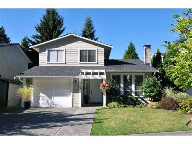 Main Photo: 1245 BLUFF Drive in Coquitlam: River Springs House for sale : MLS® # V975554