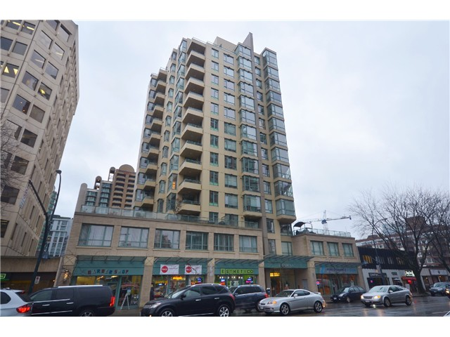 "Main Photo: 604 1238 BURRARD Street in Vancouver: Downtown VW Condo for sale in ""ALTADENA"" (Vancouver West)  : MLS(r) # V983749"