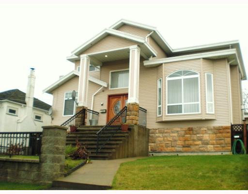 Main Photo: 2143 HAMILTON ST in : Connaught Heights House for sale : MLS(r) # V799844