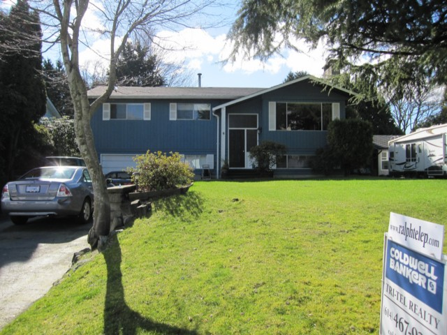 Main Photo: 21684 HOWISON Avenue in Maple Ridge: West Central House for sale : MLS® # V997159