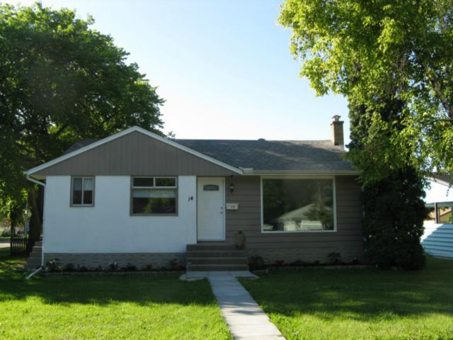 Main Photo: 14 Kenwood Place in WINNIPEG: St Vital Residential for sale (South East Winnipeg)  : MLS®# 1316781