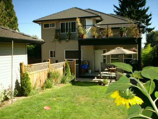 Photo 4: 2011 DUBLIN ST in New Westminster: West End NW House for sale : MLS(r) # V610561