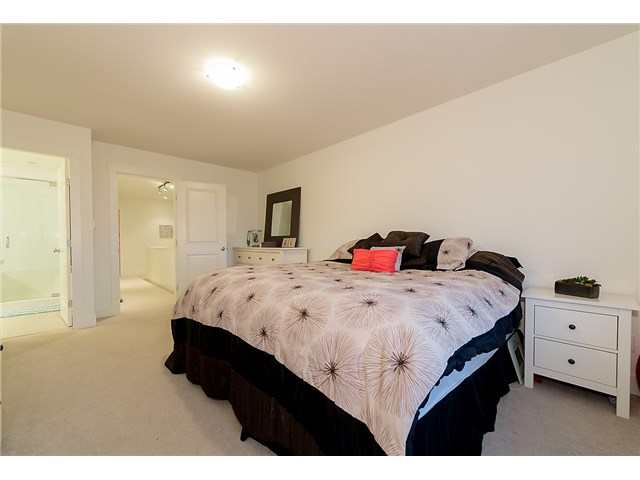 Photo 11: # 4 3432 GISLASON AV in Coquitlam: Burke Mountain Condo for sale : MLS® # V1132655
