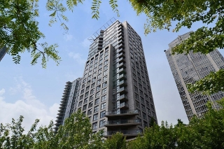 Main Photo: 2203 989 BEATTY STREET in Vancouver: Yaletown Condo for sale (Vancouver West)  : MLS® # R2010885