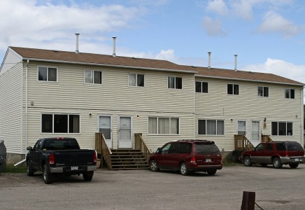 Main Photo: Woodside Estate Townhomes: Multi-Family Commercial for sale (Chetwynd, BC)