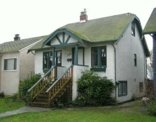 Main Photo: 936 E 21ST AV in Vancouver: Fraser VE House for sale (Vancouver East)  : MLS® # V574417