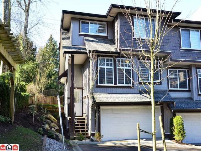 "Main Photo: 36 14462 61A Avenue in Surrey: Sullivan Station Townhouse for sale in ""RAVINA"" : MLS® # F1204035"