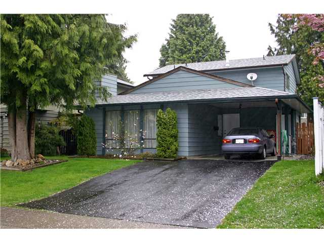 "Main Photo: 3239 MAYNE Crescent in Coquitlam: New Horizons House for sale in ""NEW HORIZONS"" : MLS(r) # V935409"