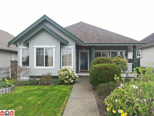 "Main Photo: 6842 184TH Street in Surrey: Cloverdale BC House for sale in ""Cloverdale"" (Cloverdale)  : MLS® # F1208817"