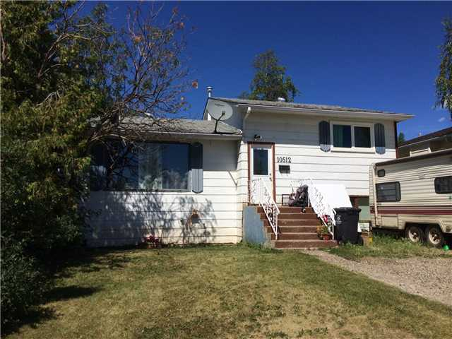 Main Photo: 10512 103RD Avenue in Fort St. John: Fort St. John - City NW House for sale (Fort St. John (Zone 60))  : MLS® # N238133