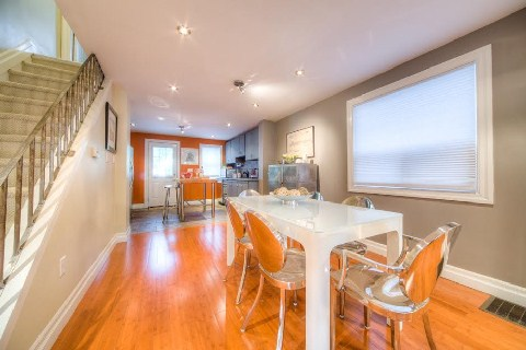 Photo 5: 51 Rushbrooke Ave in Toronto: South Riverdale Freehold for sale (Toronto E01)  : MLS(r) # E3025534