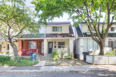 Main Photo: 51 Rushbrooke Ave in Toronto: South Riverdale Freehold for sale (Toronto E01)  : MLS(r) # E3025534