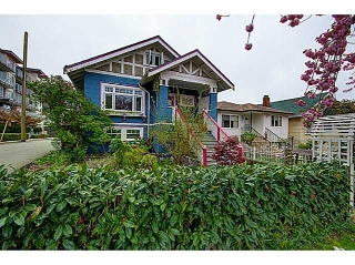 Main Photo: 2878 E East 2nd Avenue in Vancouver: House for sale : MLS(r) #  V1116618