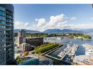 Main Photo: 1501 535 NICOLA Street in Vancouver: Coal Harbour Condo for sale (Vancouver West)  : MLS® # V1120857