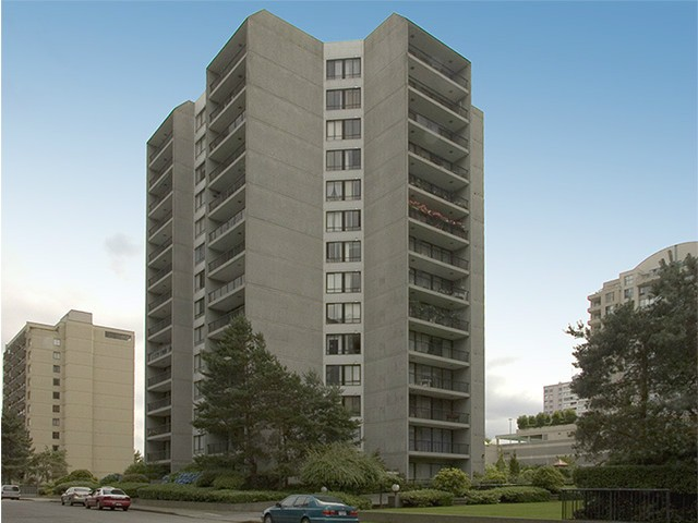 Main Photo: # 402 710 SEVENTH AV in New Westminster: Uptown NW Condo for sale : MLS® # V1127047