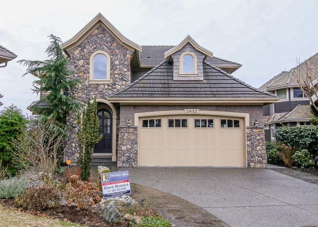 Main Photo: 2632 LARKSPUR COURT in Abbotsford: Abbotsford East House for sale : MLS® # R2030931